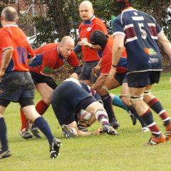 2nds v Pats 3s 16 April 2016