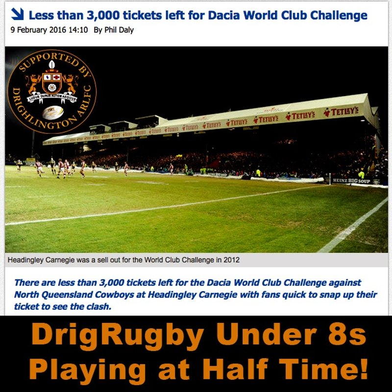 DrigRugby Proud To Support Rhinos