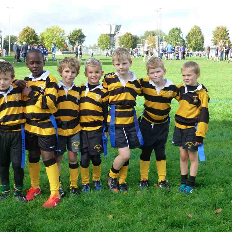 Bishop Stortford Elite Festival - Under 7's Letchworth 2's