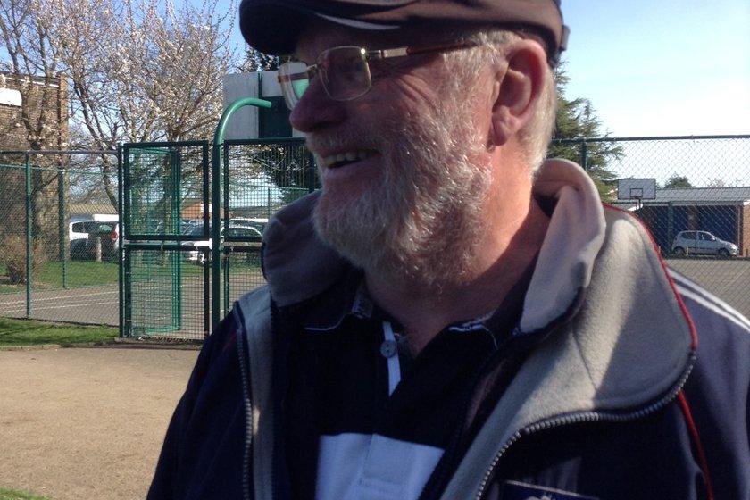 John 'coach' Hayward funeral
