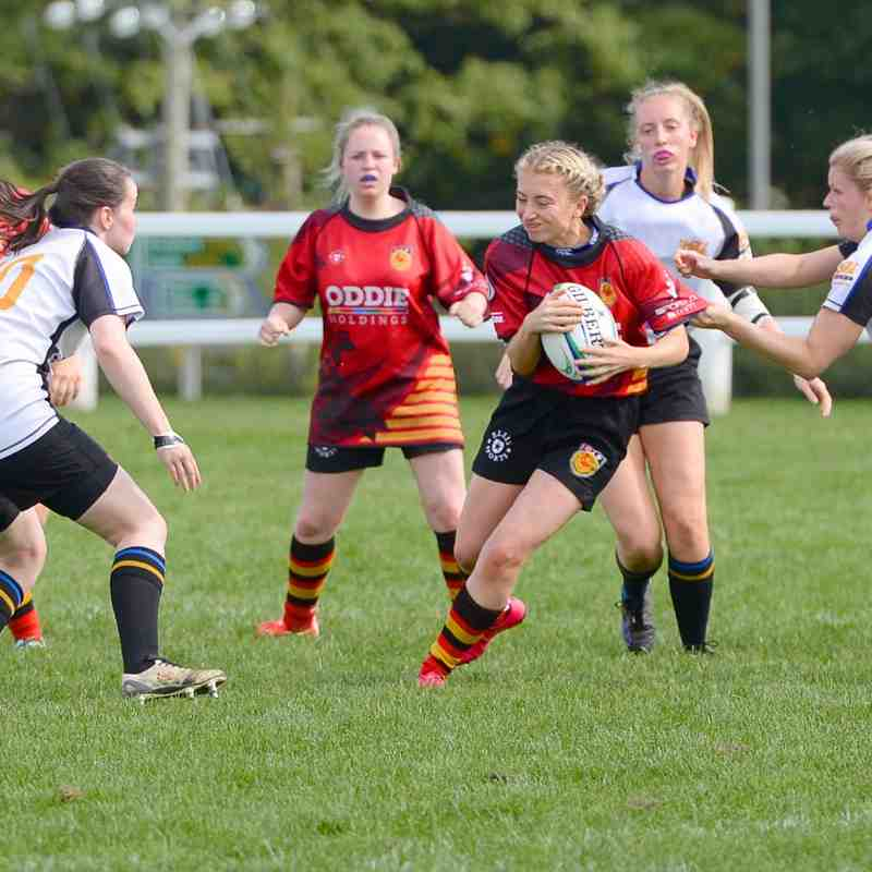 Harrogate Ladies vs Bradford Salem