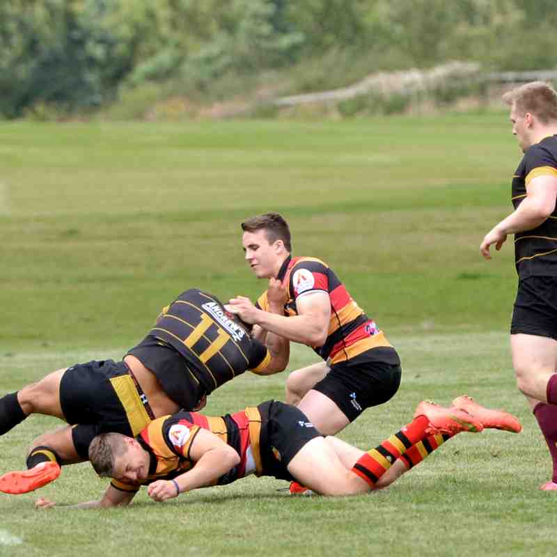 1st XV Friendly vs Sheffield Tigers