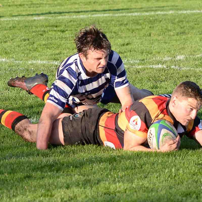 1st XV away at Pocklington