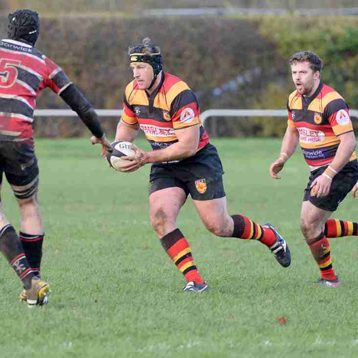 Harrogate to entertain Morley On Saturday 9th December Kick Off 2pm.