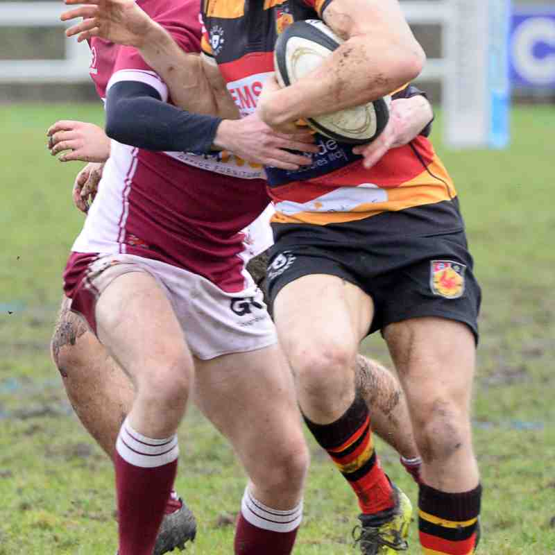 1st XV vs Morley