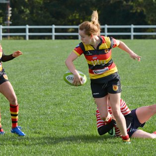 Unstoppable Harrogate Ladies score 17 tries in demolition of visiting Manchester
