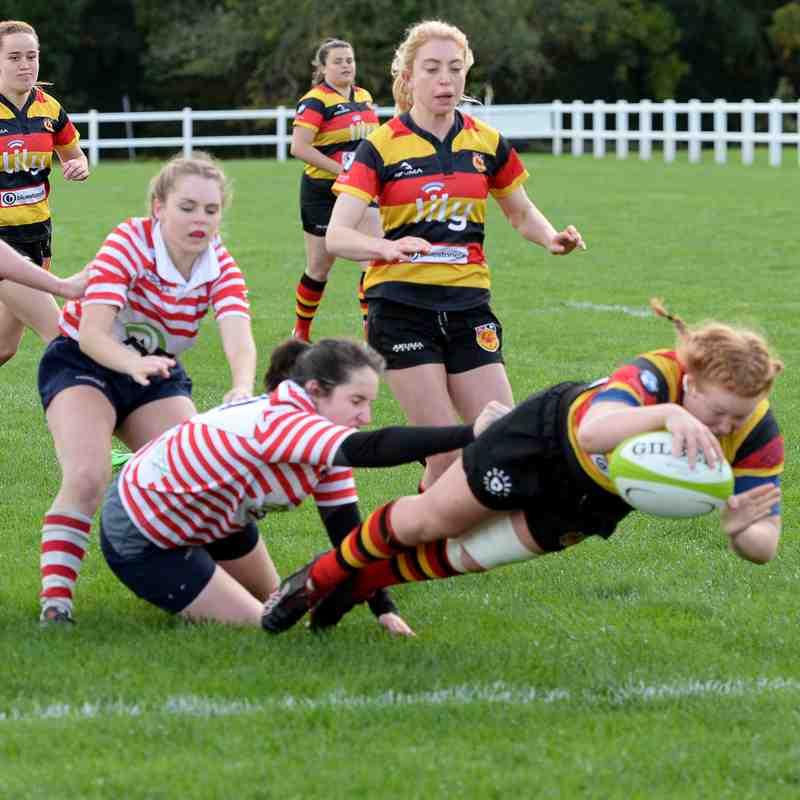 Ladies vs Manchester
