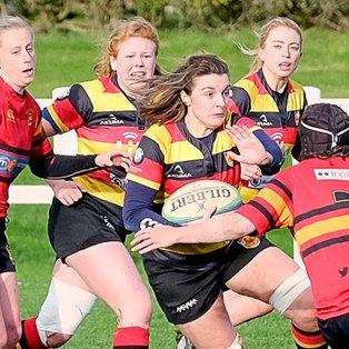 Harrogate Ladies continue winning spree over visiting West Bridgford
