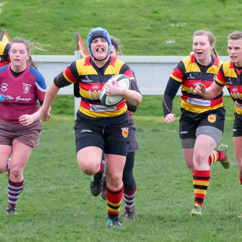 Ladies vs Bletchley Park 03 19