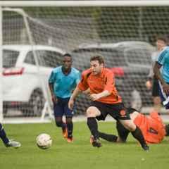 First team beaten by champions-elect Bedmond