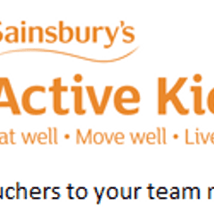 Sainsbury's Active Kids 2016