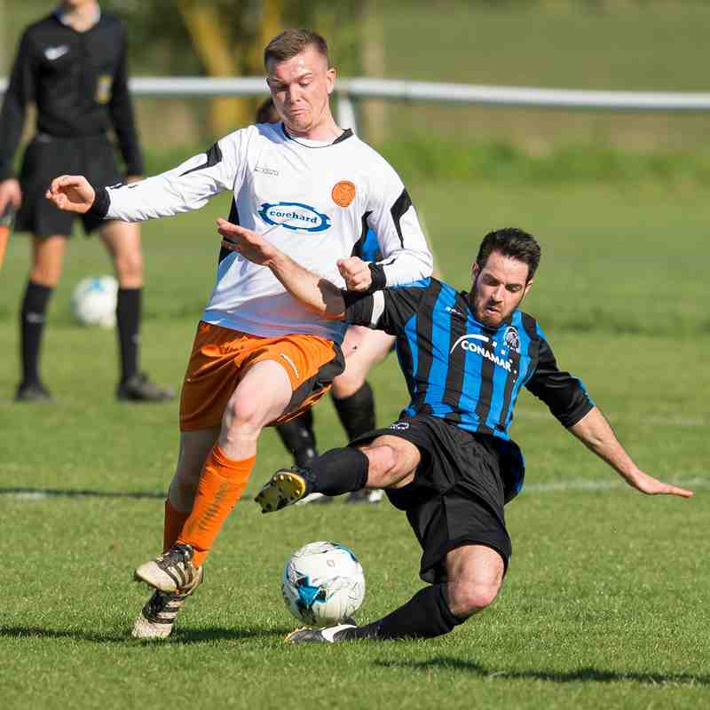 Letchworth GCE 1, Knebworth 0 - Sat 8 April 2017