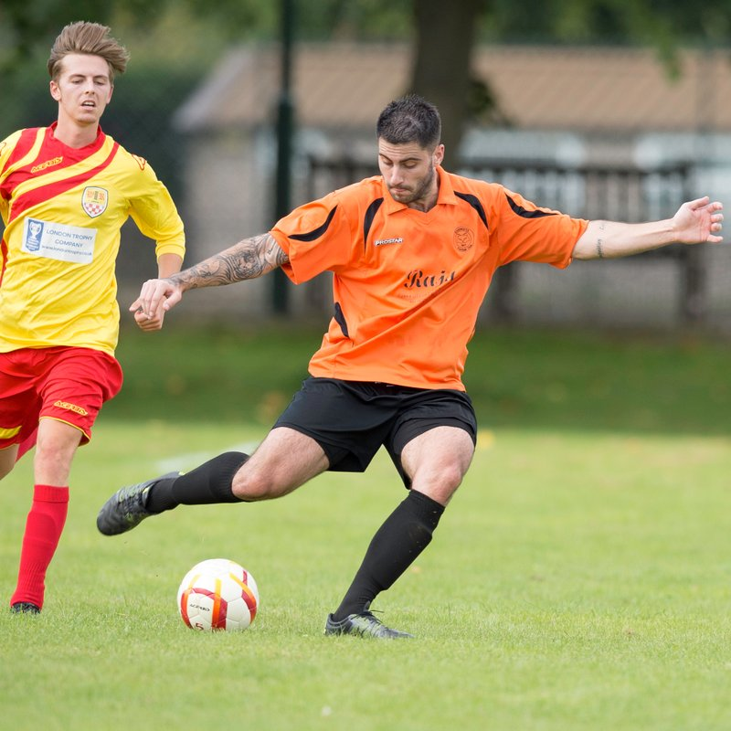 Firsts find enough to beat Cuffley