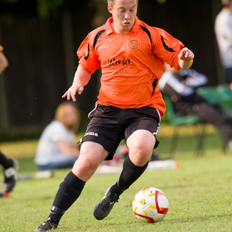 Game of two halves for Reserves