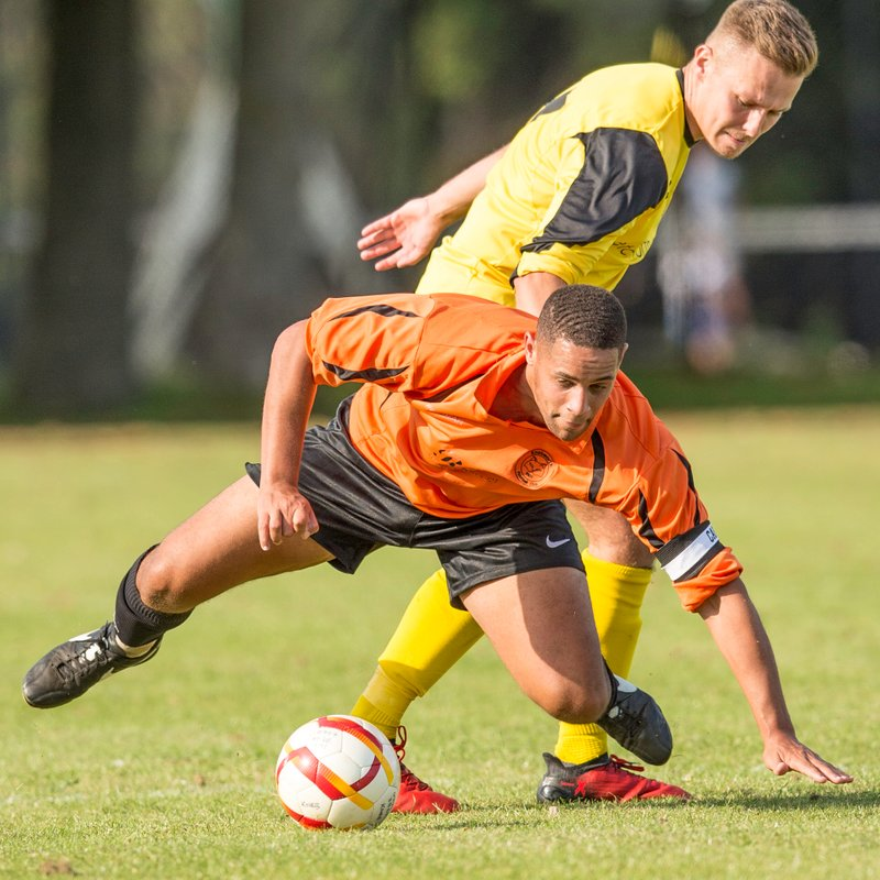 Reserves share points with Sandridge