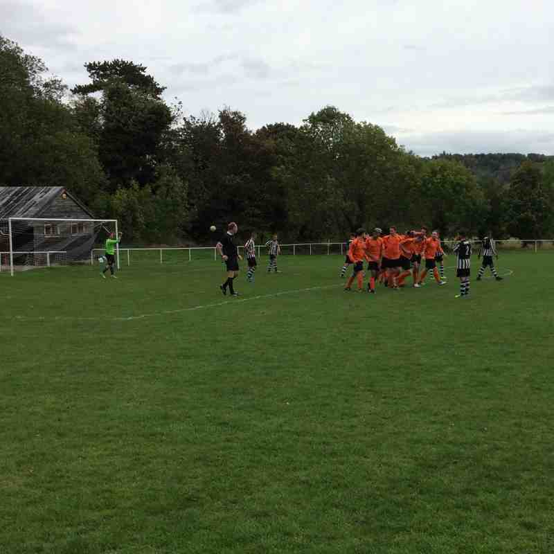 Tring Town 0, Knebworth 1 - County Cup - Sat 7 Oct 2017