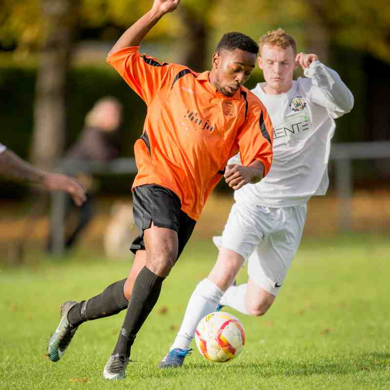Knebworth 9, Berkhamsted Raiders 0 - Sat 4 Nov 2017