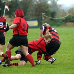 Lakenham Ladies v Moseley 16/11/13