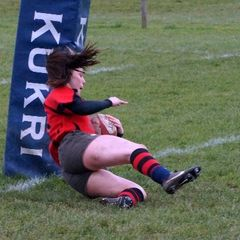 Lakenham Ladies v Worcester 24/11/13