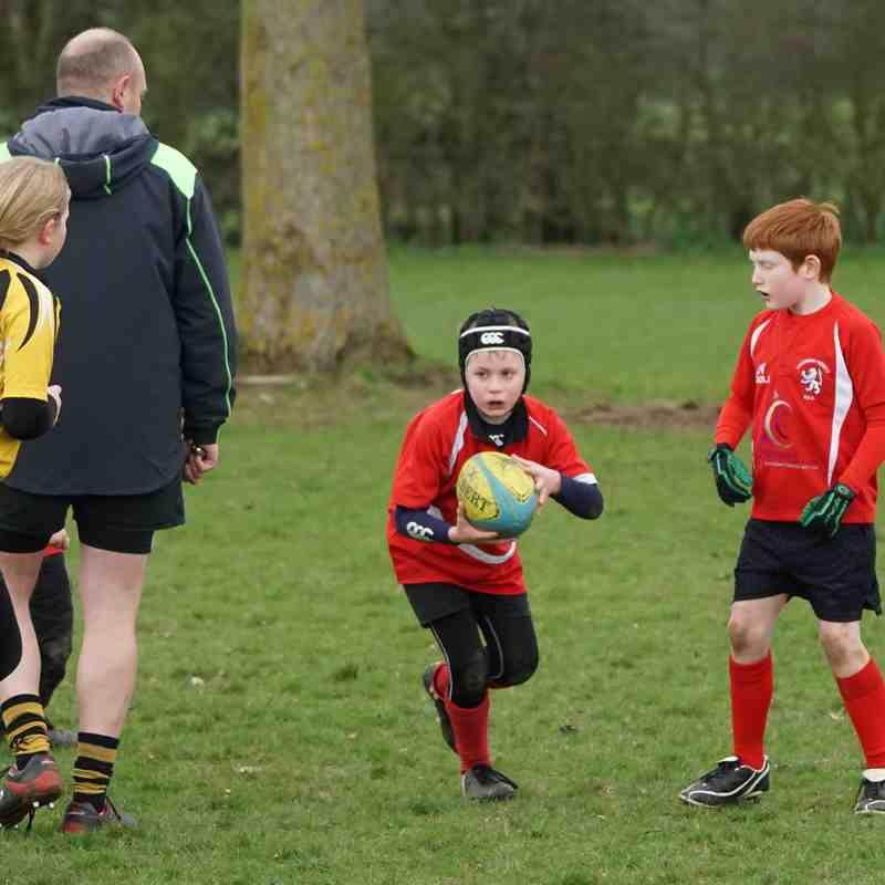 Lakenham Hewett @ North Walsham RFC Mini's Festival 2017