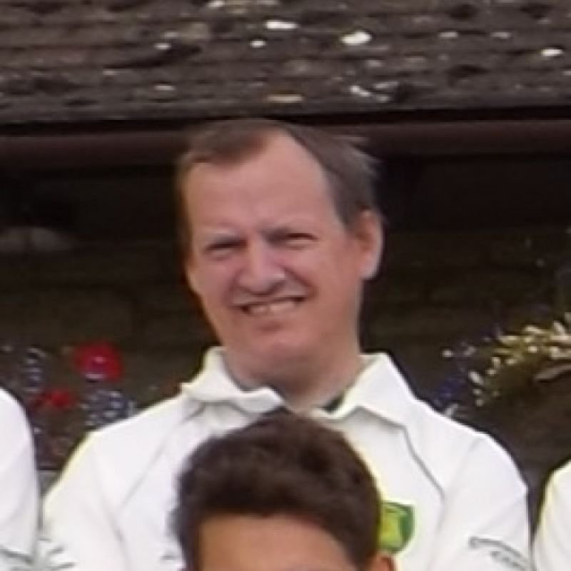 Our Chairman and Secretary is Fifty Not Out Today!