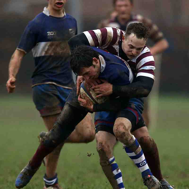 Welwyn 2s v Stortford 3s