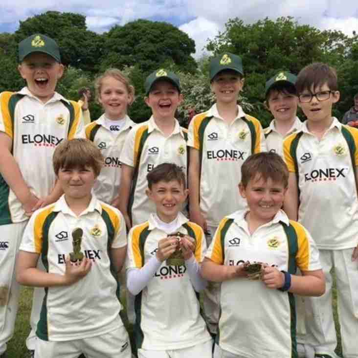 Under 9s continue their good form in latest festival