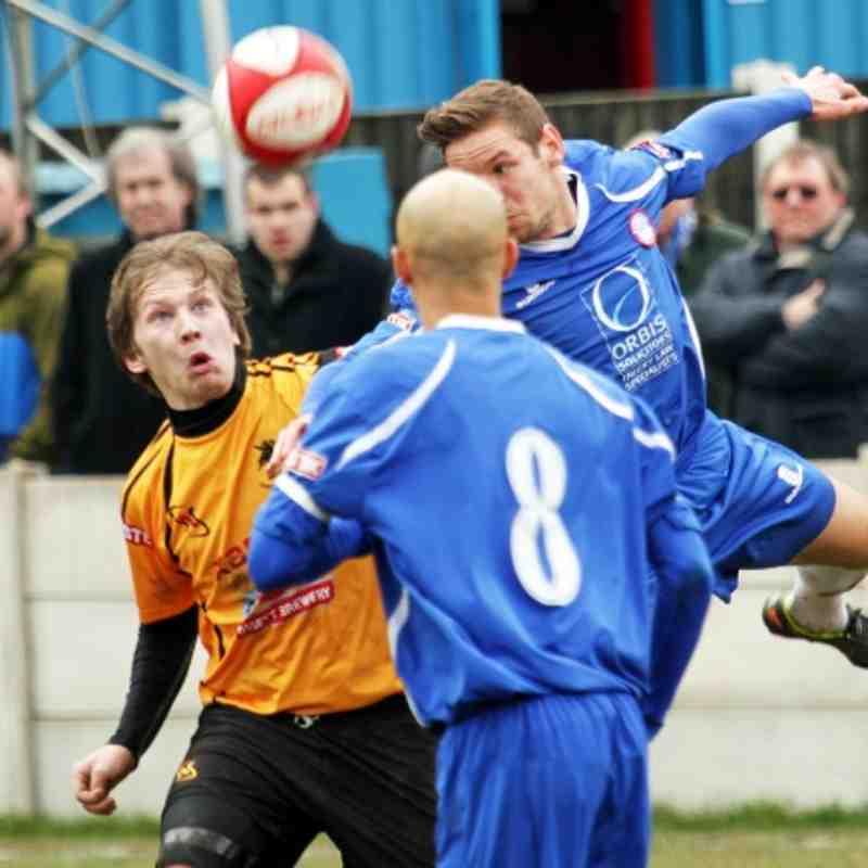 Ramsbottom United v Ossett Albion by Adam Hirst