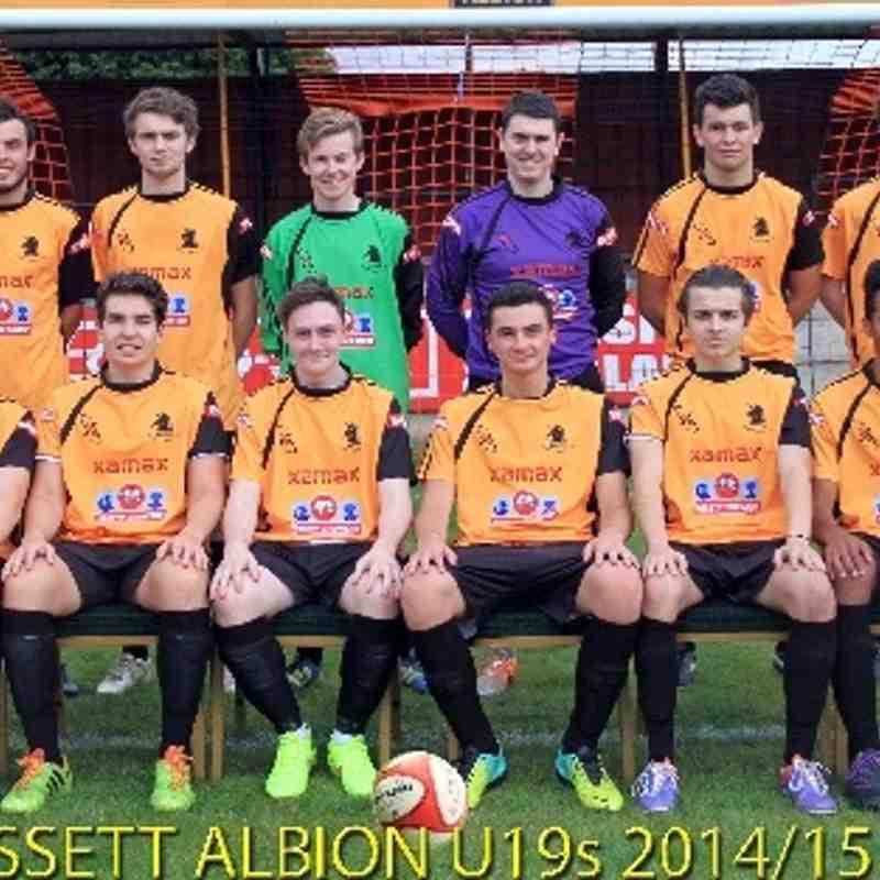 OSSETT ALBION U19s V WORSBOUGH BRIDGE U19s