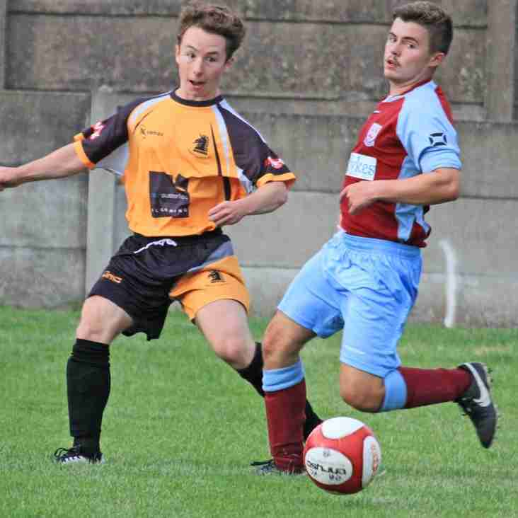 Ossett Albion Reserves  4 - 0  Emley Develoment Squad