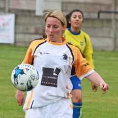 Ossett Albion Ladies  1 - 10 Guiseley Ladies