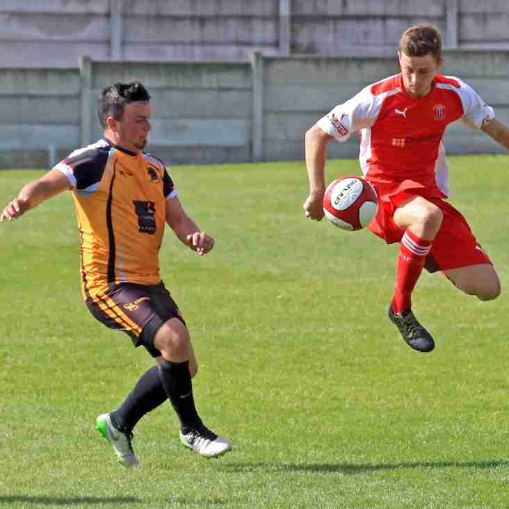 Ossett Town  0 - 2  Ossett Albion