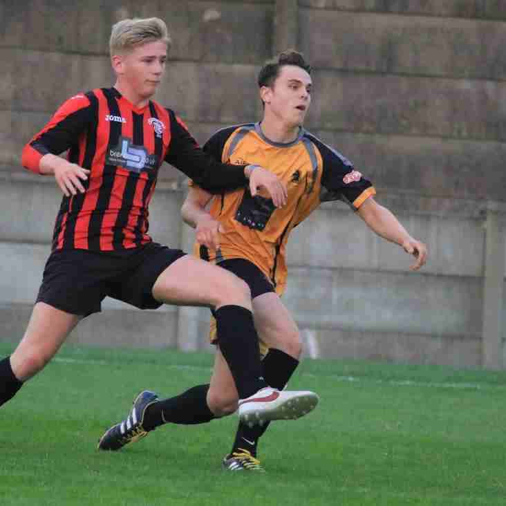Albion U19s v Altofts