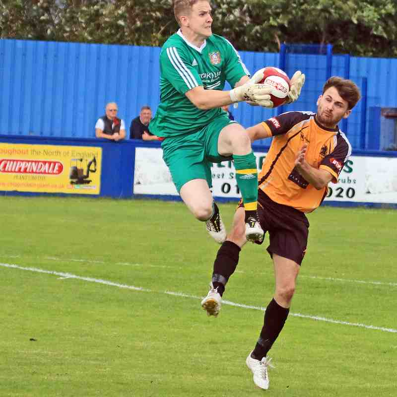 FARSLEY CELTIC V OSSETT ALBION