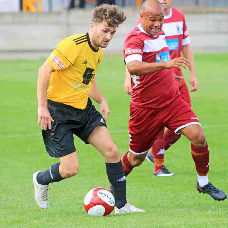 Ossett Albion  3 - 4  Droylsden