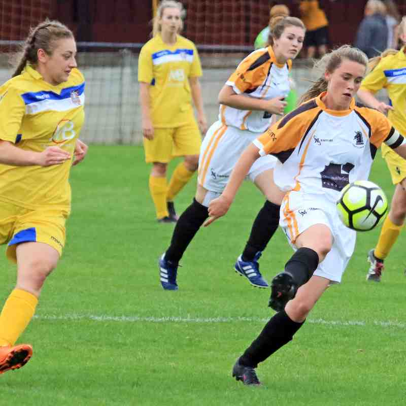 OSSETT ALBION LADIES V FARSLEY LADIES
