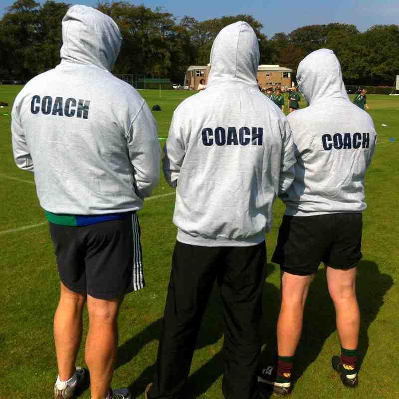 2014-09-07 - U7s Traning and Bristol Opening Game