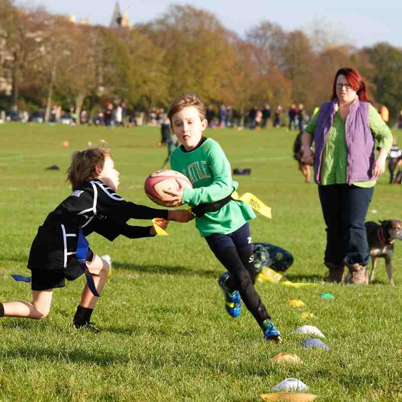 2014-11-09 - U7's vs Winscombe (home)