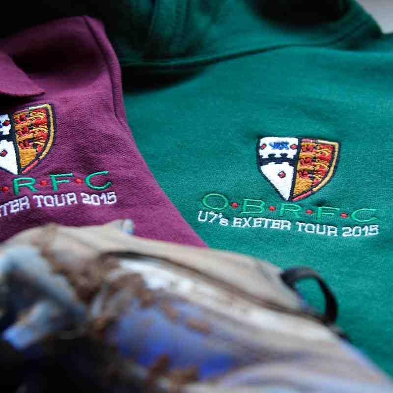 U7's Exeter Tour 2015