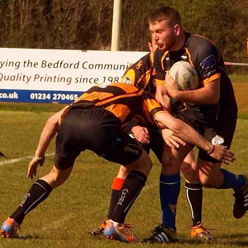 Tigers 72-22 Cambridge Lions
