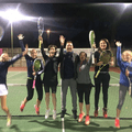 Sale vs. Brooklands Tennis Club