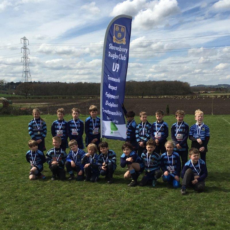 Lythwood, Bayston Hill vs. Shrewsbury Rugby Club