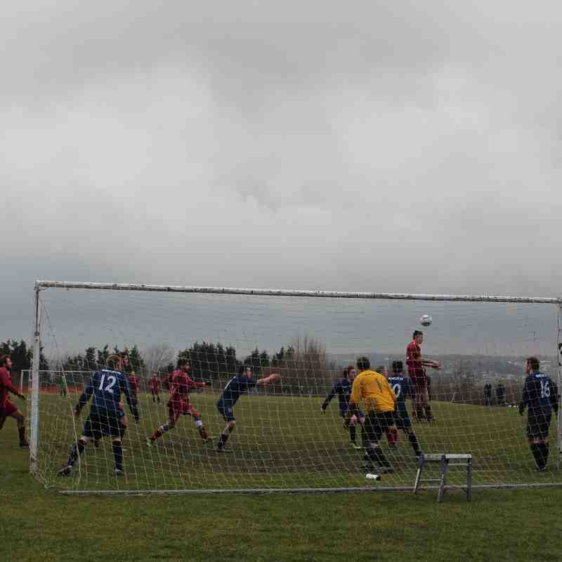 1st XI v Wortley - 14th February 2015
