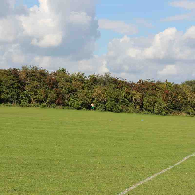 1st XI v Colton Athletic - 19th September 2015