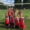 U10's March On