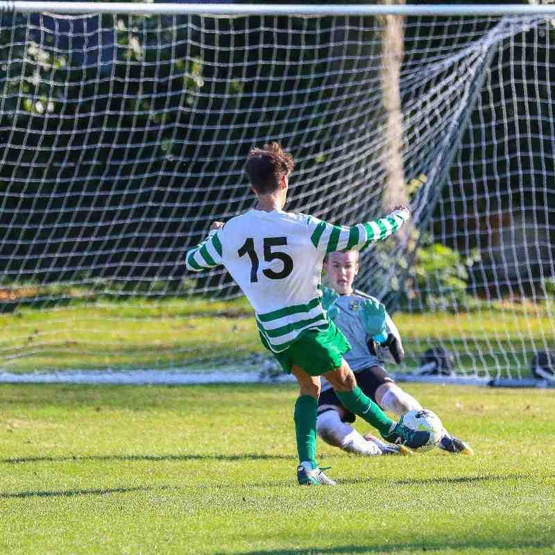 Long Crendon 1st's 8 - Bedgrove Dynamo 0