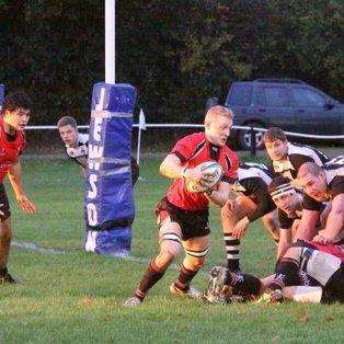 Weston Kicks Walsall to Victory