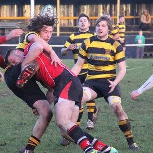 Stafford Give Walsall a Stern Test in Staffs Cup