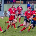 Salts Give Walsall Stern Test
