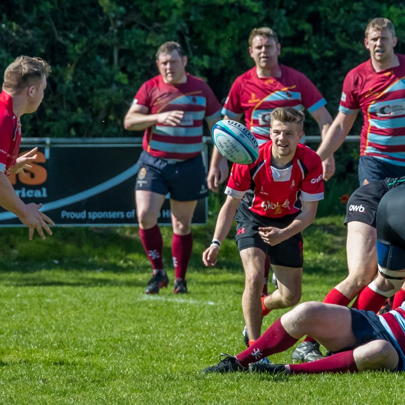 Tense Finish as Camp Hill Secure Play off Place